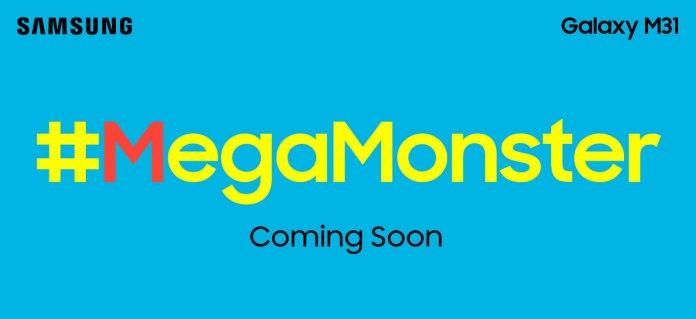 Samsung Galaxy M31 launch teased