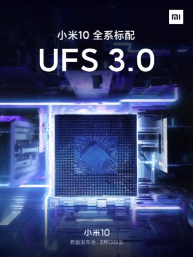 Xiaomi Mi 10 launch specs 4