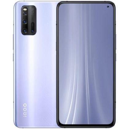 iQOO 3 Quantum Silver
