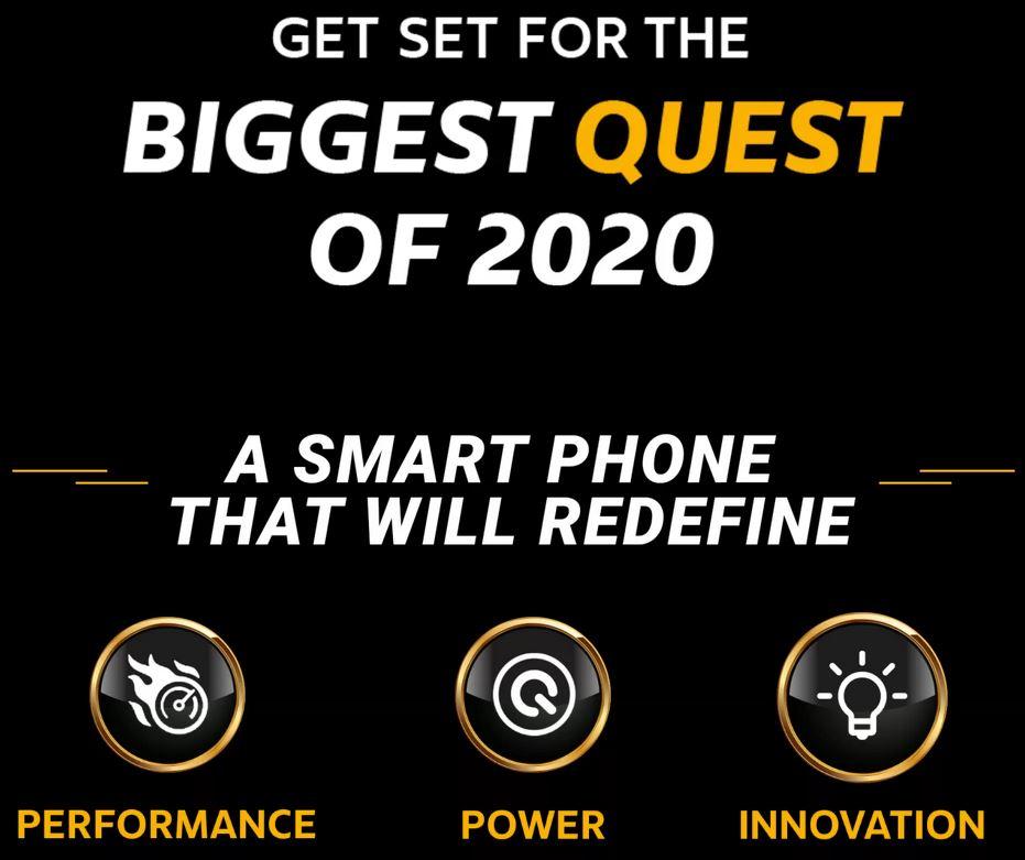 iQoo 3 India Launch Date