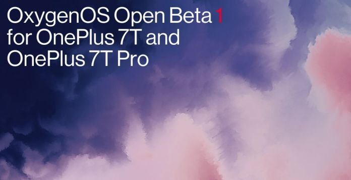OxygenOS Open Beta for OnePlus 7T and OnePlus 7T Pro
