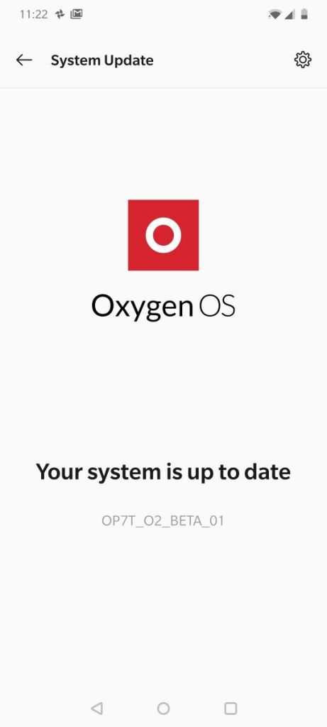 OxygenOS Open Beta for OnePlus 7T and OnePlus 7T Pro version 1