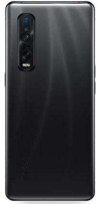 Oppo Find X2 Pro Ceramic Black back