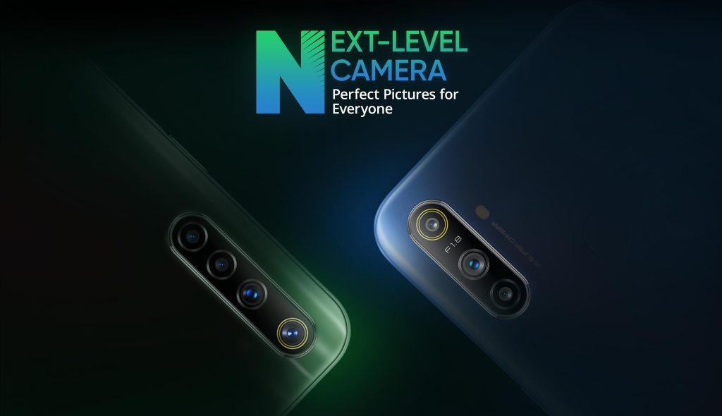 Realme Narzo 10 And Narzo 10a Cameras