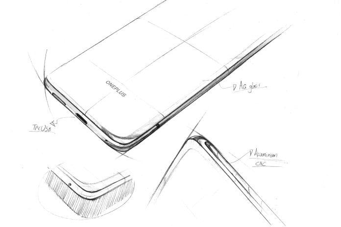 Oneplus 8 Design