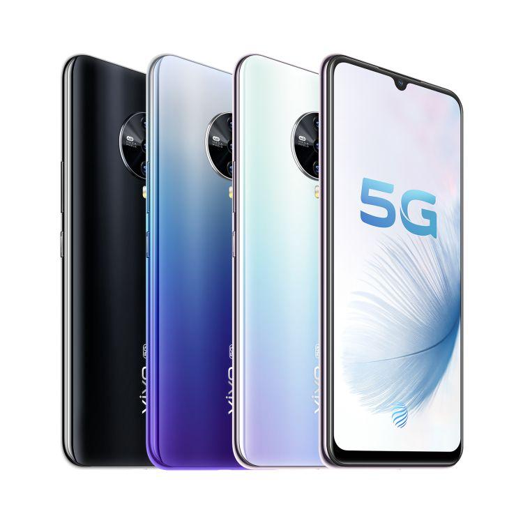 Vivo S6 5g colours