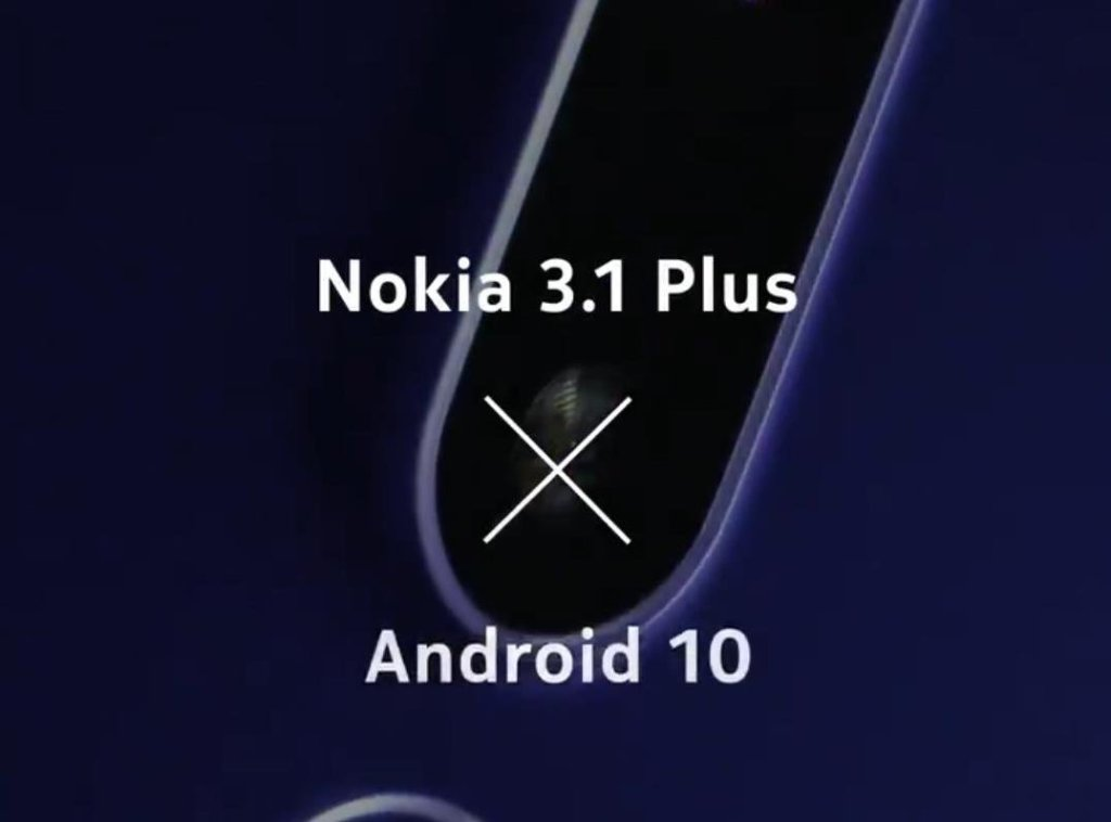 Android 10 Update for Nokia 3.1 Plus released