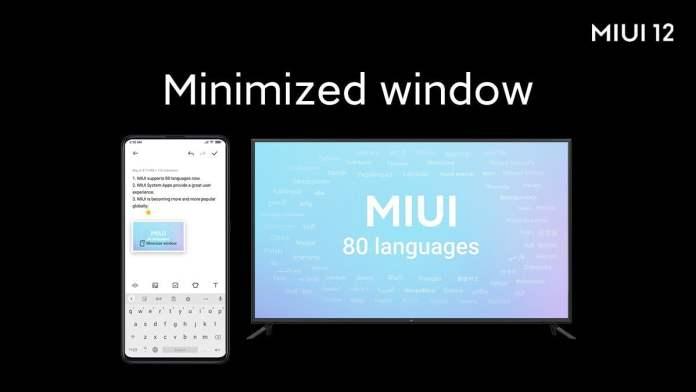 MIUI 12 80 languages