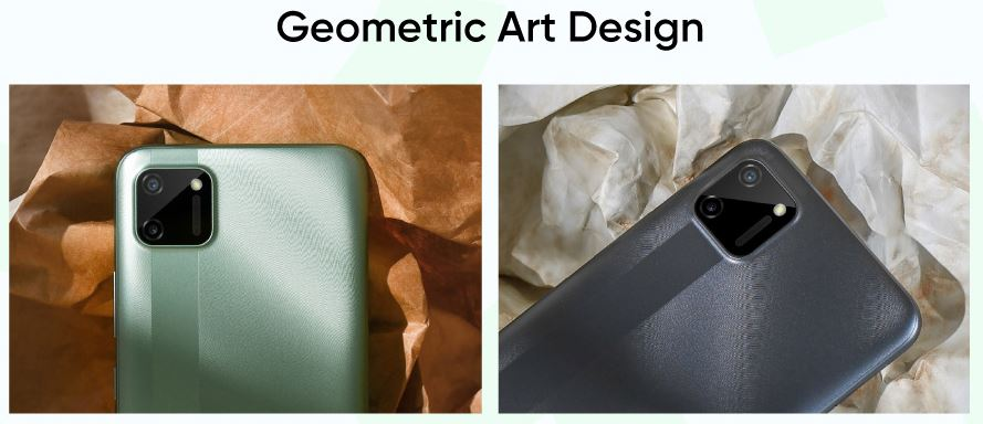 Realme C11 leaked design