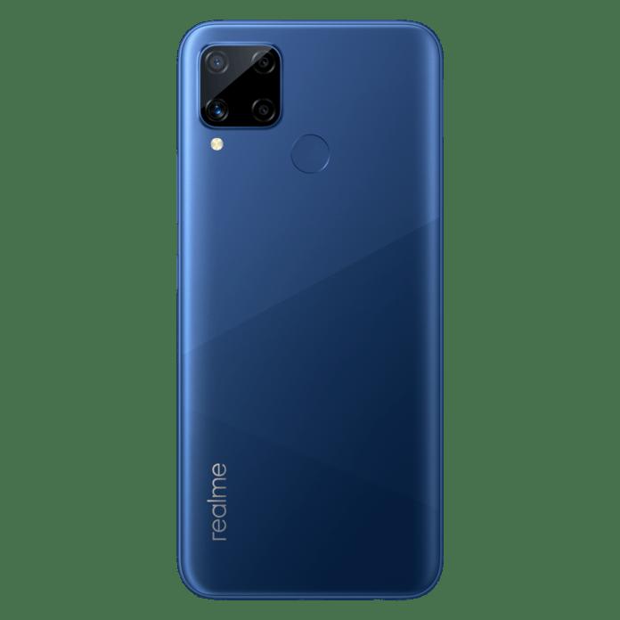 Realme C15 cameras