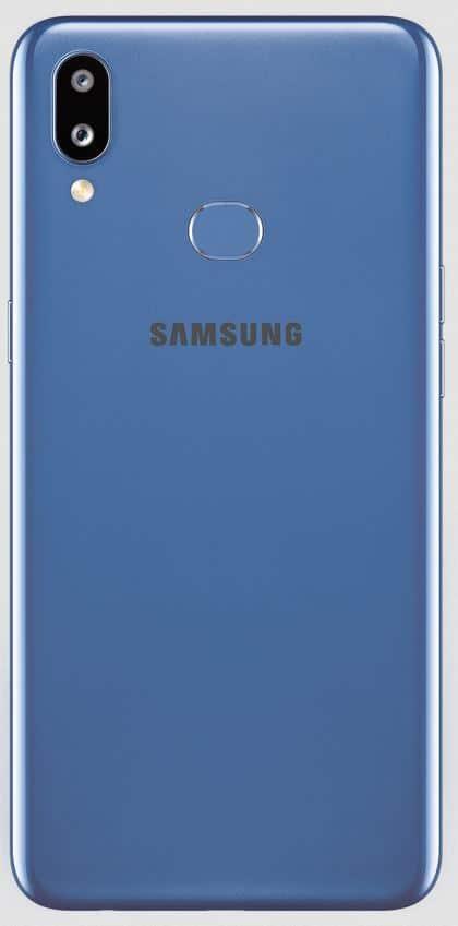 Samsung Galaxy M01s Blue