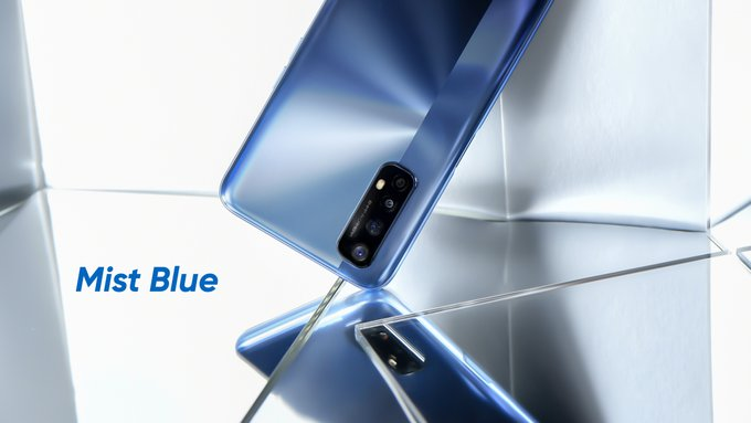 Realme 7 Mist Blue