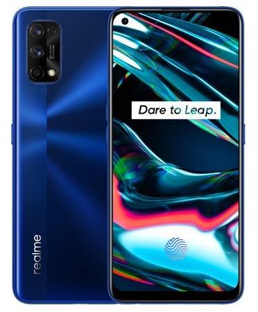 Realme 7 Pro Mirror Blue variant