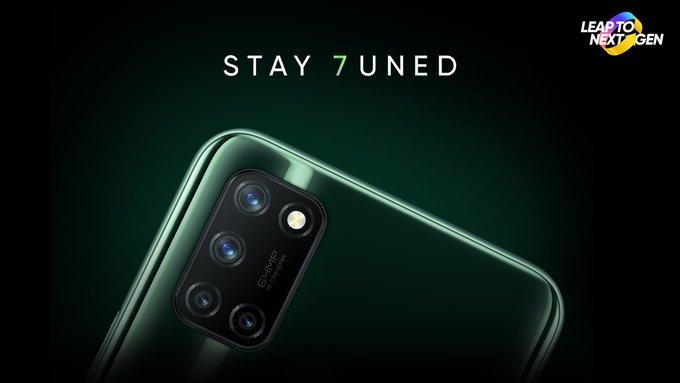 Realme 7i India launch teaser