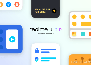 Realme UI 2.0 Update