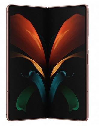 Samsung Galaxy Z Fold2 Dual Screen