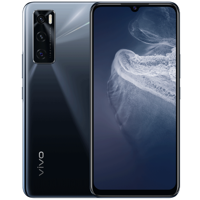 Vivo V20 SE Gravity Black