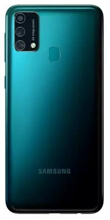 Samsung Galaxy F41 Fusion Green