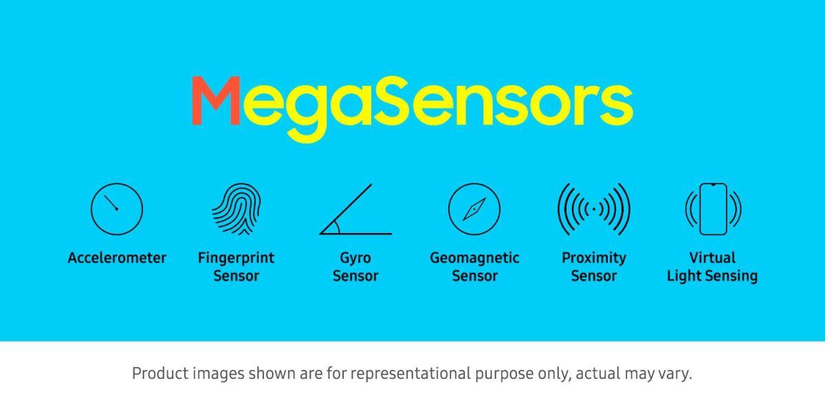 Samsung Galaxy M Prime sensors
