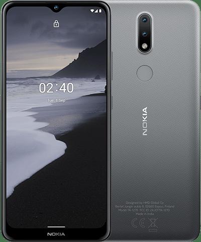 Nokia 2.4 Charcoal