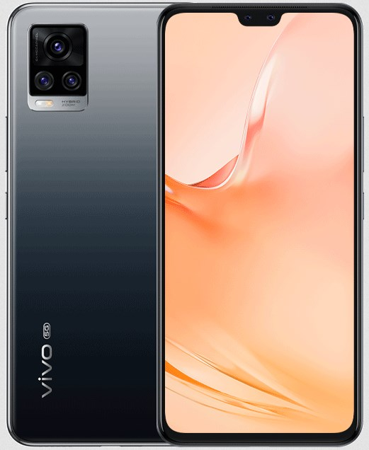 Vivo V20 Pro Midnight Jazz