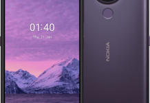 Nokia 1.4 Dusk