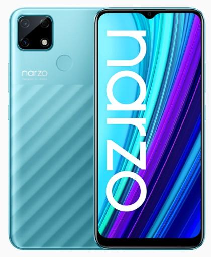 Realme Narzo 30A Laser Blue