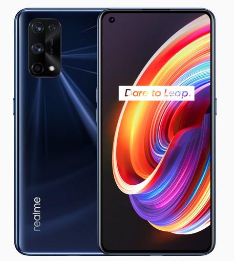 Realme X7 Pro 5G Mystic Black colour