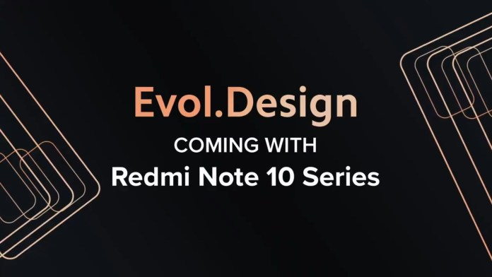 Redmi note 10 evol design official