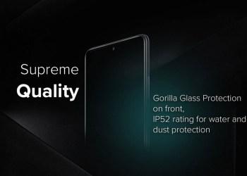 Redmi Note 10 specs display