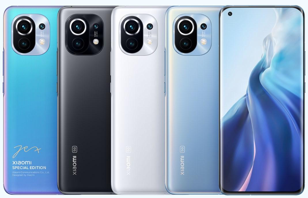 Xiaomi Mi 11 official