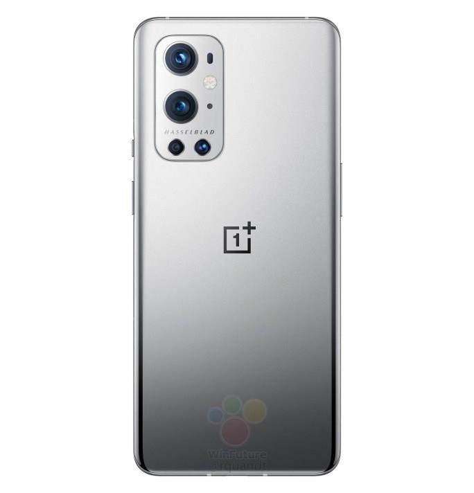 OnePlus 9 5G Pro leaked render cameras