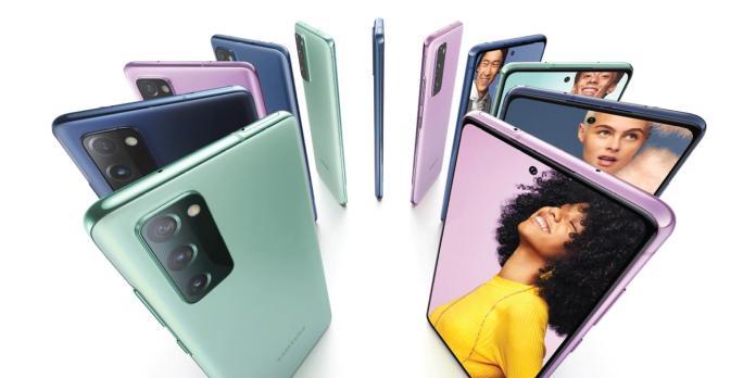 Samsung Galaxy S20 FE 5G Snapdragon 865 variant