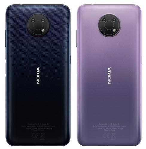 Nokia G10 design