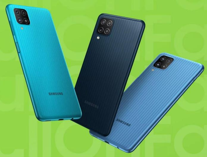 Samsung rebrands Amazon exclusive Galaxy M12 and Galaxy M02s, and launches them on Flipkart as the Galaxy F12 and Galaxy F02s