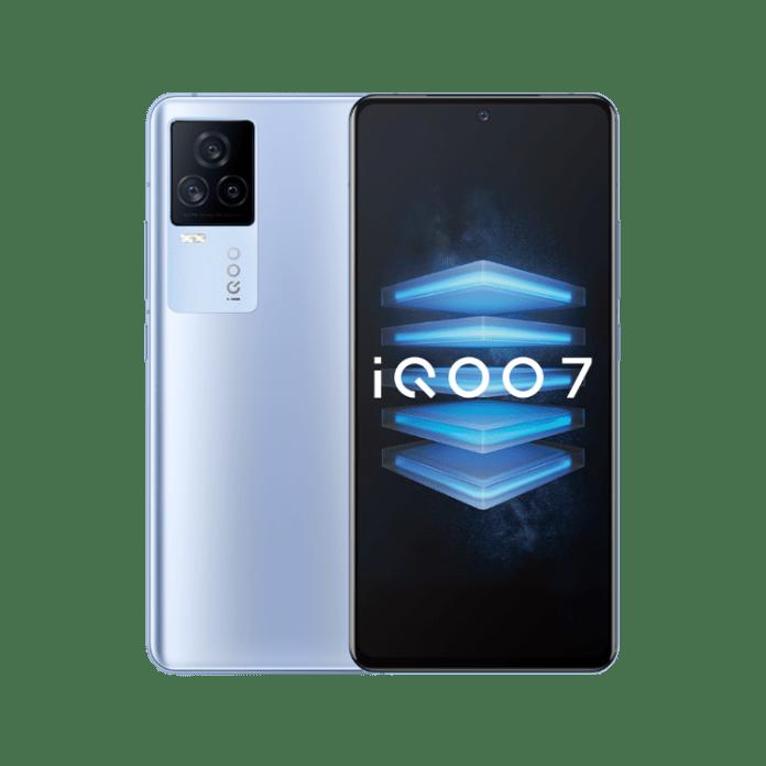 iQOO 7 official render
