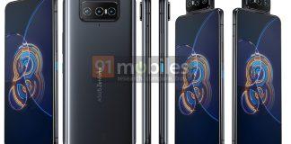 ASUS Zenfone 8 Flip leaked