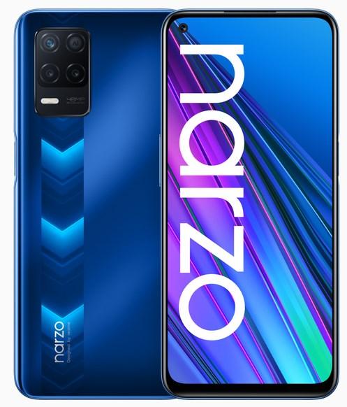 Realme Narzo 30 5G Racing Blue