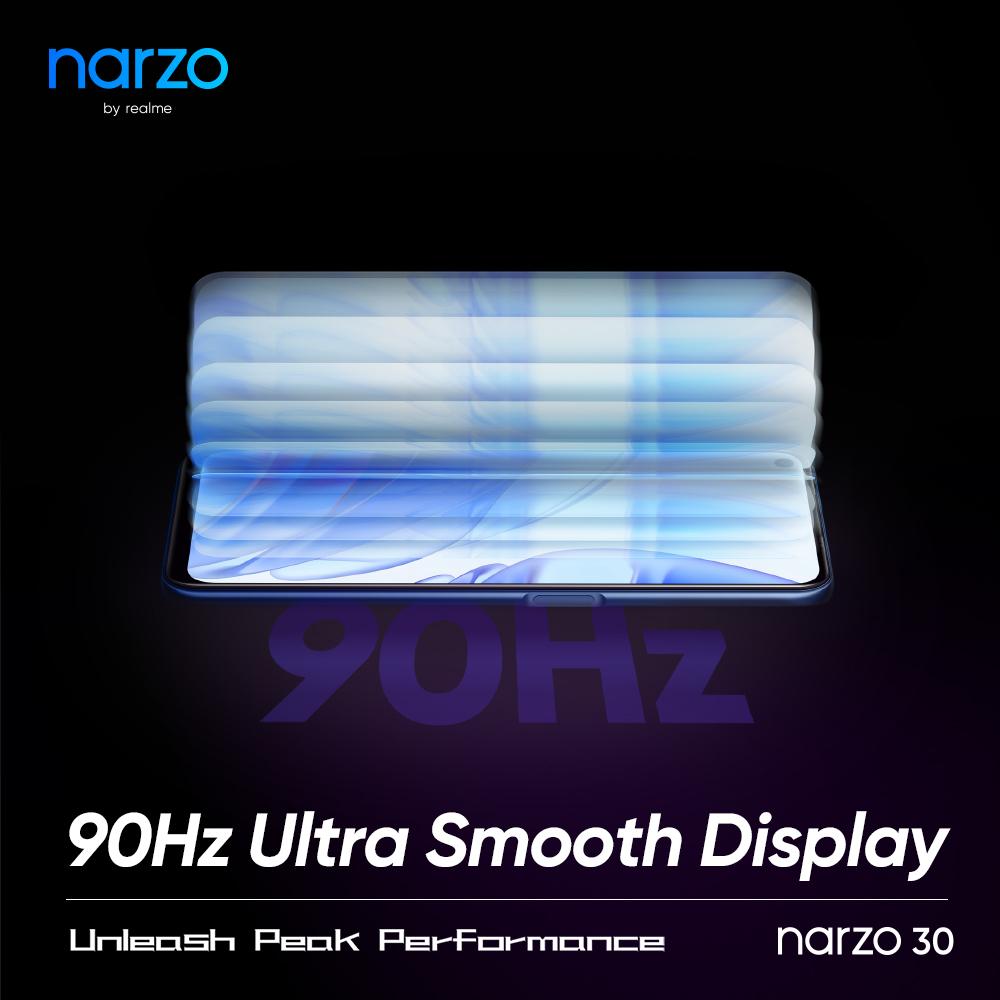 Realme Narzo 30 Malaysia launch