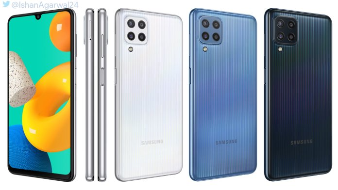 Samsung Galaxy M32 specs leaked