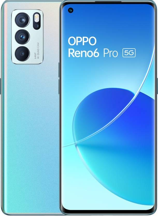 Oppo Reno6 Pro 5G Aurora colour