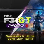 Poco F3 GT India launch date