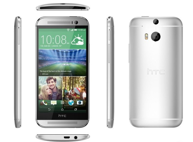 u HTC One M8 Lansat, Specificatii Si Pret