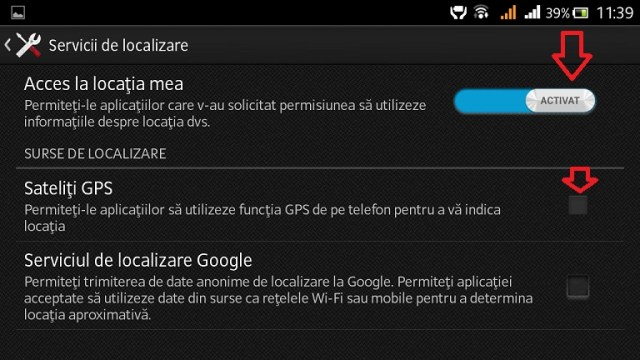 3 Cum Activezi Functia GPS Pe Telefon Sau Tableta
