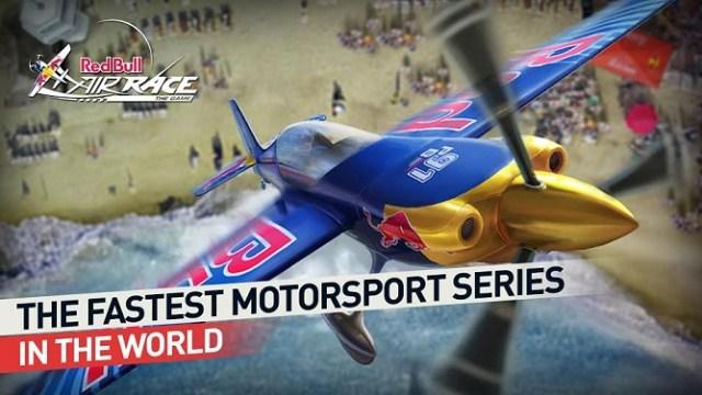 3 Red Bull Air Race, Joc Cu Super Grafica