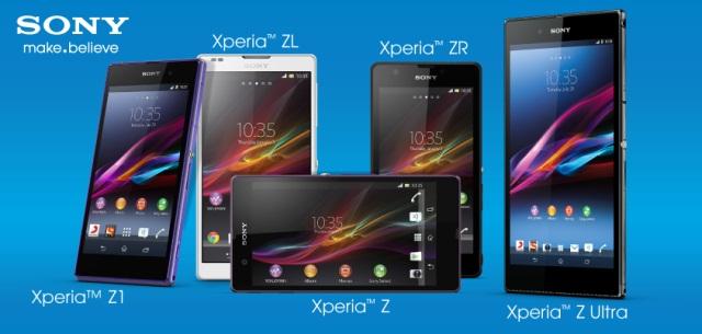 uw34e5465464 Sony Aduce Android 5.0 Lollipop Pe Seria Xperia Z