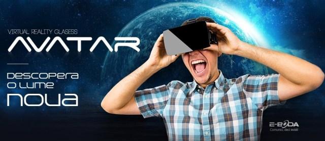 ebodavatarahlgew[5d;x E-Boda Avatar Ochelari Pentru Realitatea Virtuala
