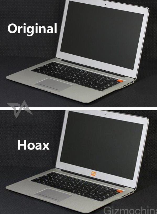 re54t3ewfdsxz MacBook Air Va Avea O Clona De La Xiaomi