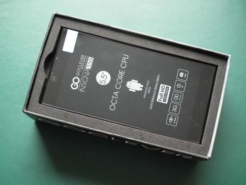 4545454 GoClever Insignia 550i, La Un Super Pret