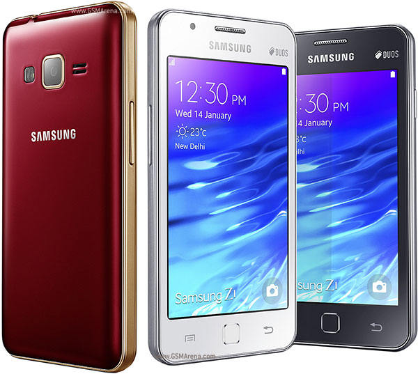 78uj6yhtr Samsung Z1 Telefon Mobil Cu OS Tizen